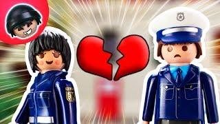 KARLCHEN KNACK - Toni wird das Herz gebrochen! - Playmobil Polizei Film #71