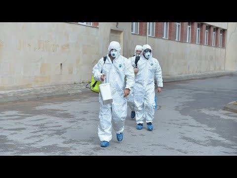 Коронавирус в Азербайджане. Всем оставаться дома