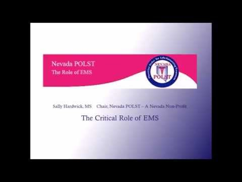 Nevada POLST - EMS