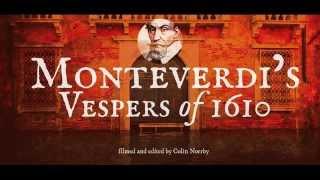 Sestina prepares for Monteverdi's Vespers