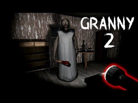 В игру добавили фонарик ! Вышла новая часть Гренни