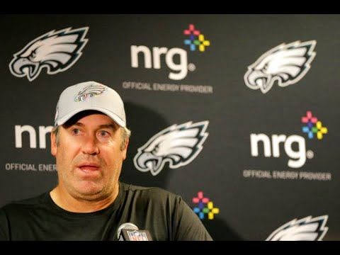 Philadelphia Eagles injury updates: Jason Peters 'definitely can play,' Haloti Ngata 'getting close' and more
