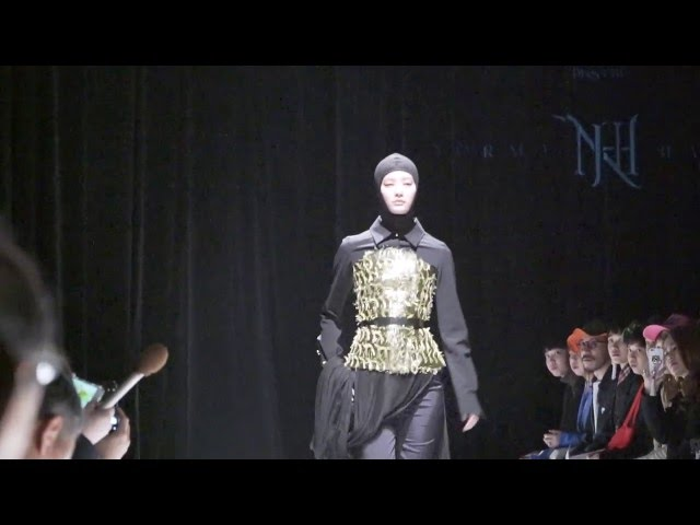 Asian Fashion Meets TOKYO By NORMA MOI Indonesia IDN: MERCEDES BENZ TOKYO FASHION WEEK AW 2016