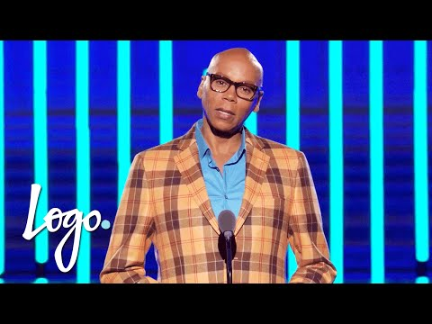 RuPaul: 'Don't F*ck With My Family' & Moment of Silence | Trailblazer Honors | Logo