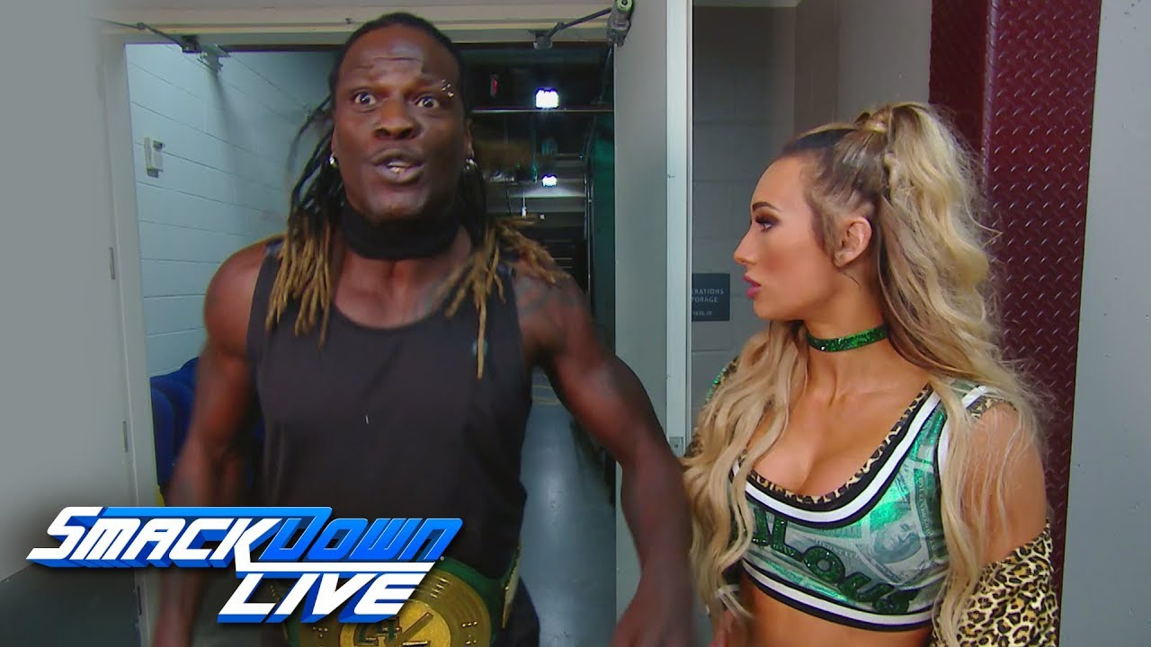24/7 Champion R-Truth is again on the run: SmackDown LIVE, May 28, 2019