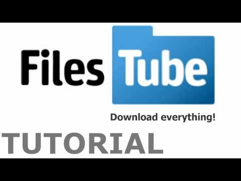 FilesTube Tutorial EN - PL - files search engine - ściąganie za darmo