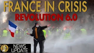 France Protest - A New Revolution or Crisis for the Nation State?