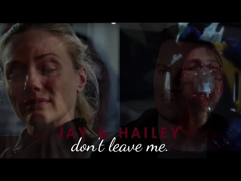 Jay & Hailey 〜 Don't Leave Me. [+7x10]