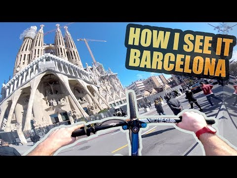 HOW I SEE IT: BARCELONA