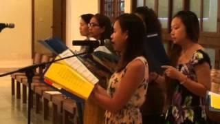 TV 85 :Chúa nhân hậu và khoan dung  -Sat Choir