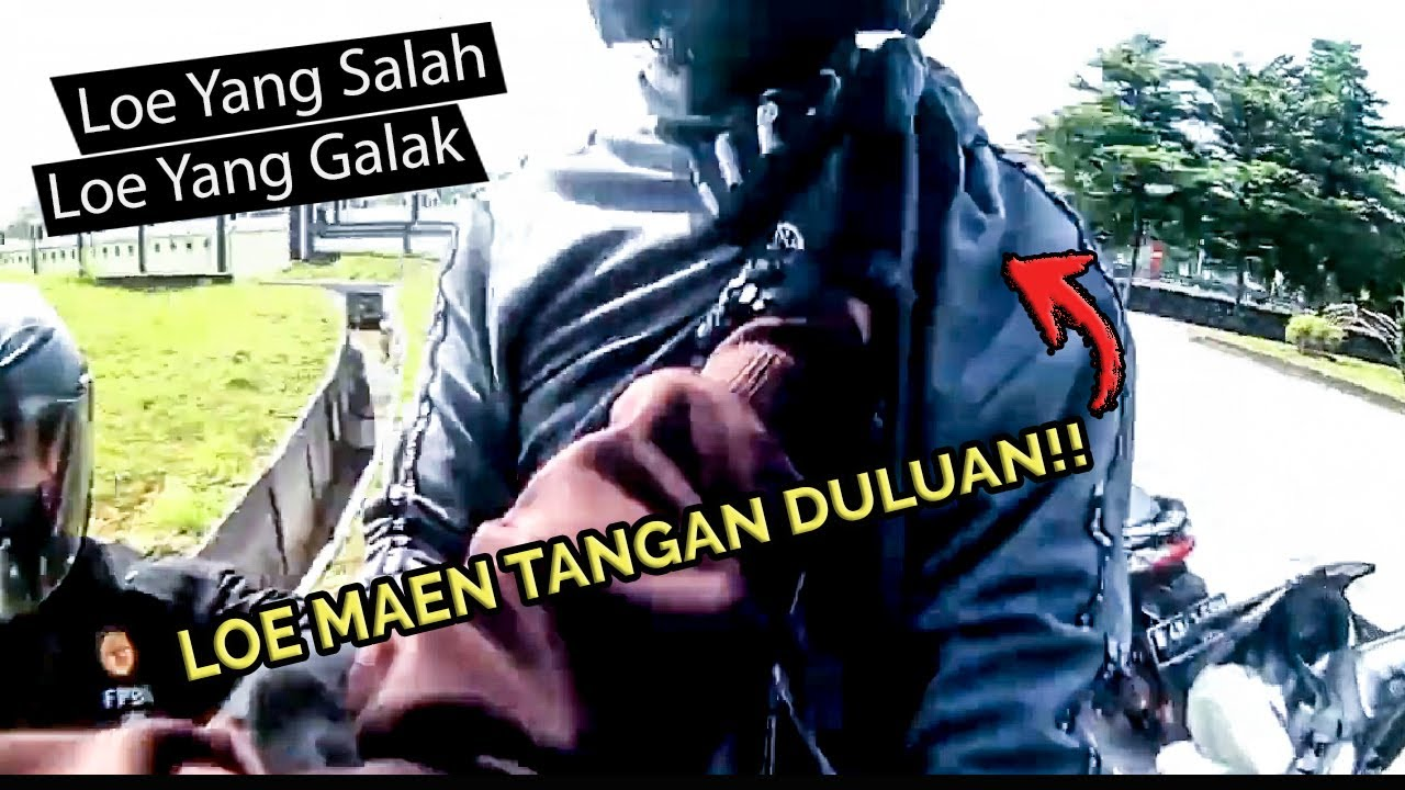KERIBUTAN UNFAEDAH DI JALAN - DIKEJAR POLISI SAMPE NABRAK?! || RH #27