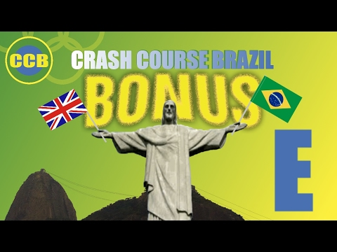 Bonus vocabulary : English words you can use in Brazil; letter E