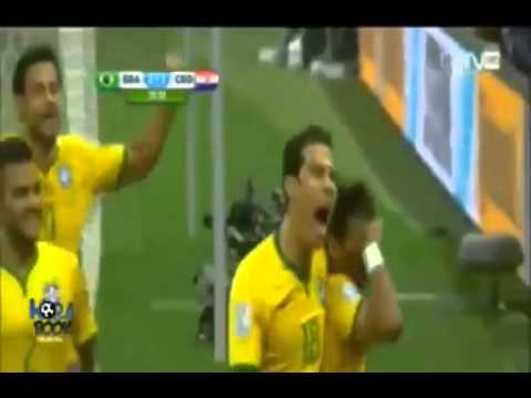 01   Brazil vs Croatia 3 1 2014 All Goals and Full Highlights   2014 FIFA World Cup