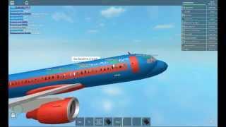 Roblox Aqua Airways Part 1