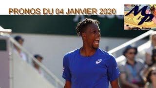 PRONOS TENNIS (atp cup) / NBA DU SAMEDI 04 JANVIER 2020 !!!! PARIS SPORTIFS !!!