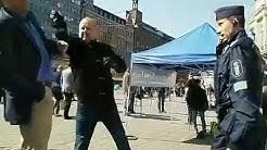 Ex-pouluejohtaja Geurt Marco de Wit saa pataan haittaisänmaalliselta.