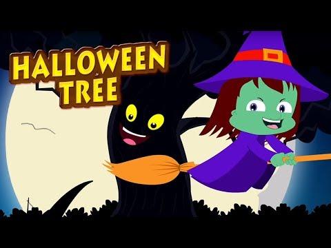 Хэллоуин дерево | рифмы во русской | Хэллоуин песни на русском | Halloween Tree | Umi Uzi Russia