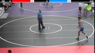 285 Aaron Lozano vs. James Romero