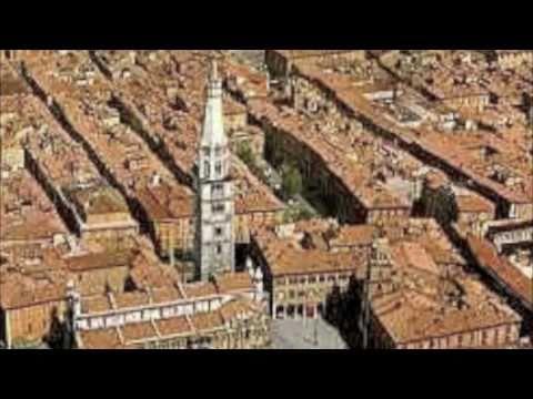 Modena. Unesco World Heritage Site - Italy