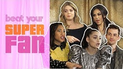 Pretty Little Liars: The Perfectionists and The Original PLL Cast Battle It Out   Beat Your Superfan