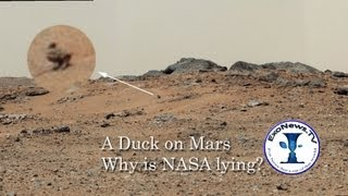 ExoNews  -- Duck on Mars: Is NASA Lying? (S01E12)