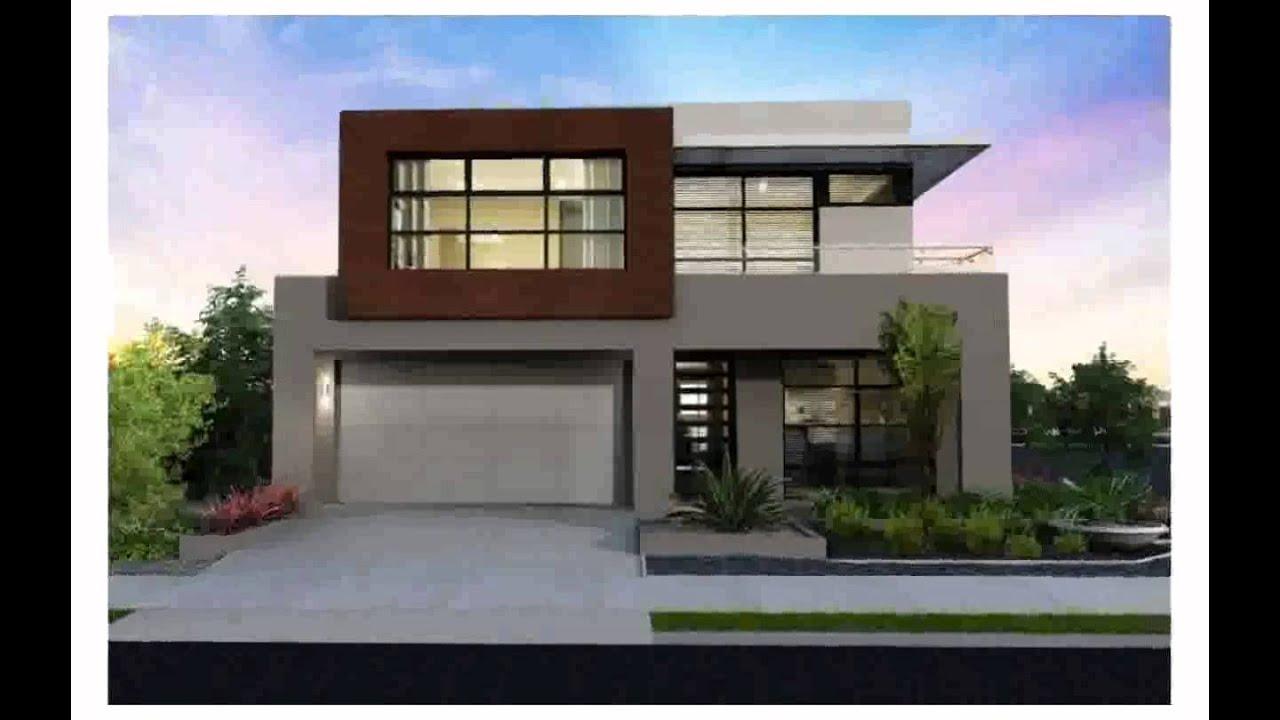Diseños De Casas De Campo Modernas - YouTube