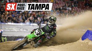 Supercross Post-Race: Tampa