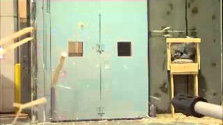 Door Engineering Tornado Resistant Test