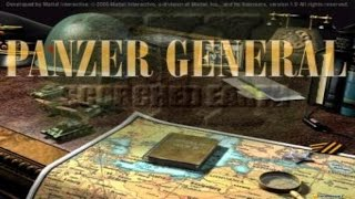 Panzer General 3 gameplay (PC Game, 2000)