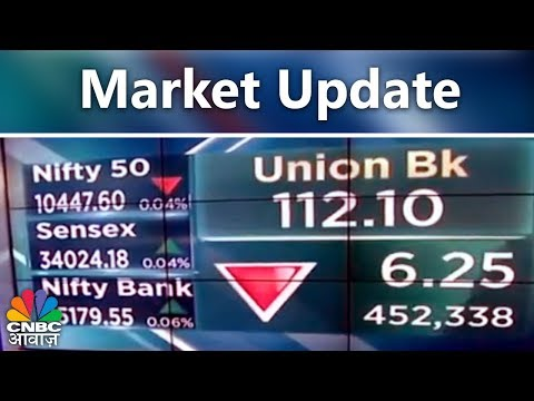 Market Update | PSU Bank index falls over 2% as PNB, Union Bank plunge 5% | Pehla Sauda | CNBC Awaaz