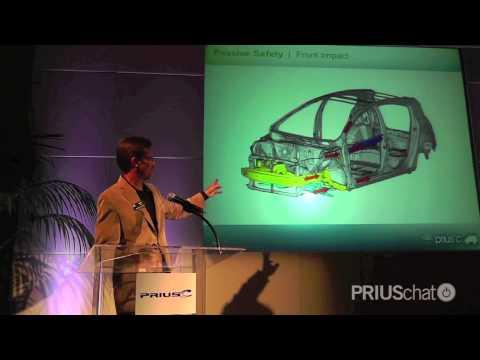Toyota Prius c Technical Presentation - Dave Lee w/ Q&A