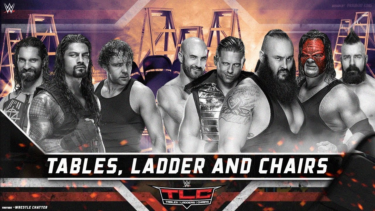 Wwe tables ladders and chairs 2013 poster - Wwe Tlc 2017 Highlights Results Winners Prediction Wwe Tlc 22 October 2017 Tables Ladders Chairs