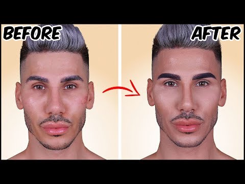 how-to-cover-acne-&-blemishes-|-danny-defreitas