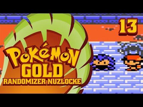 Pokemon Gold Randomizer Nuzlocke Part 13: CHARGED UP