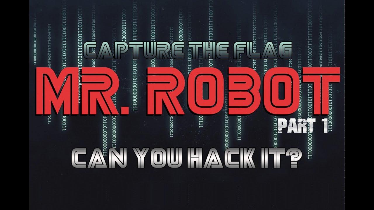 Mr  Robot VulnHub CTF Walkthrough - Part 1