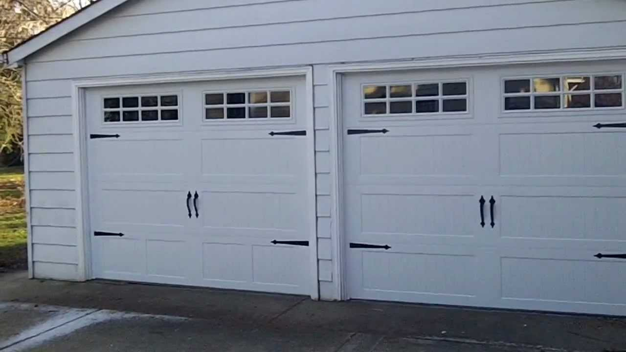 Nice CHI 5983 Garage Doors Elmhurst,IL Accidents Happen   YouTube