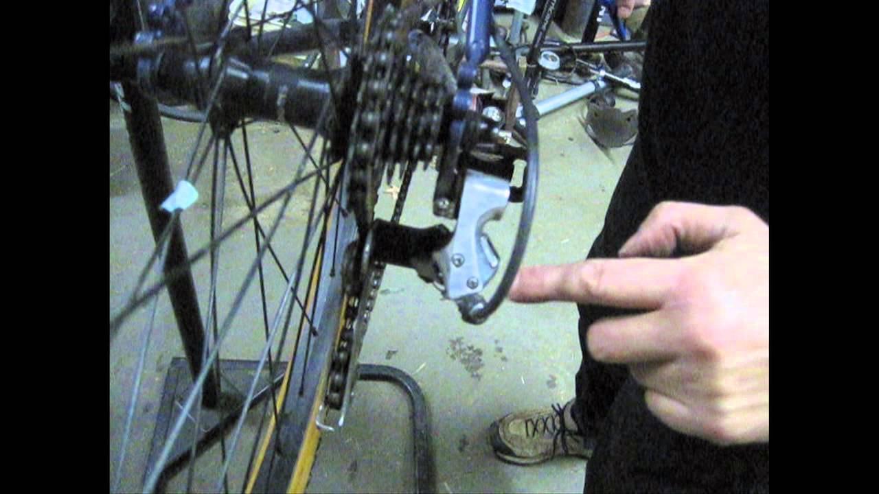 Bike Chain Keeps Falling Off