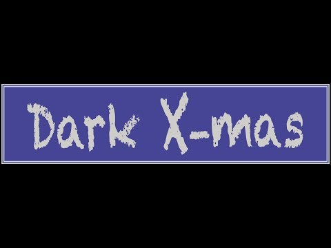 La Dark X mass, édition décembre 2016, in strict confidence (partie 3)