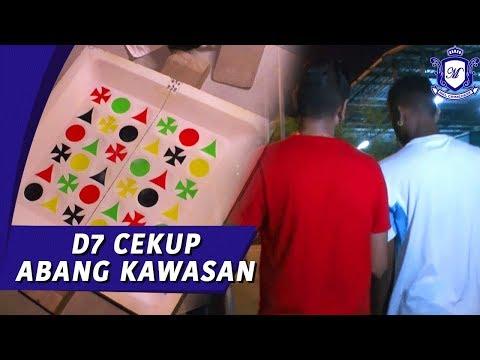 MKL Crimedesk - D7 IPK Selangor Serbu Markas Judi Bola Golek - 동영상