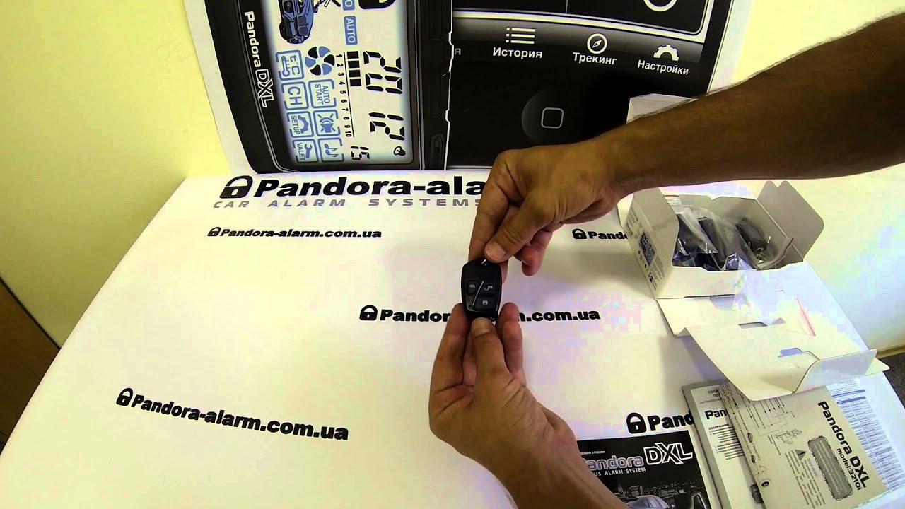 Видео обзор сигнализации Pandora DXL 3210i
