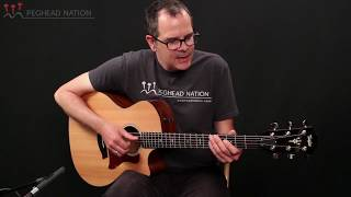 Taylor 514ce V-Class Demo from Peghead Nation