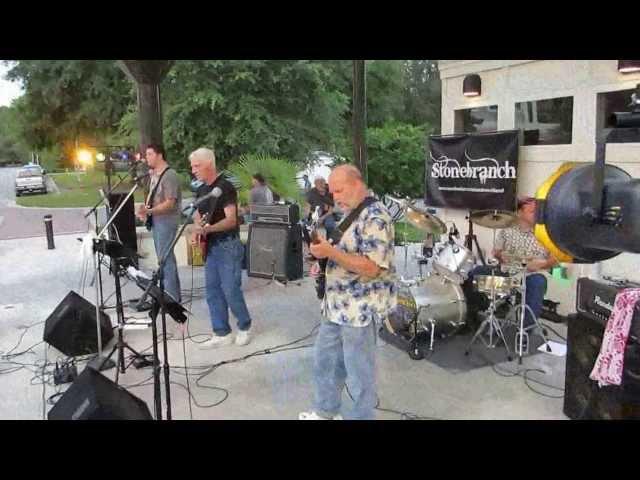stonebranch band: @ Tioga Center Simple Man