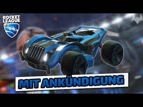 Mit Ankündigung - Rocket League - Deutsch German - Dhalucard thumbnail