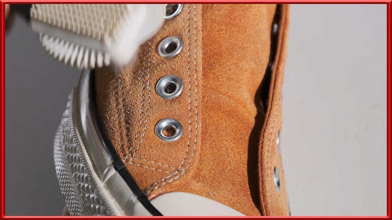 Clean \u0026 restore 'Converse' chuck taylor