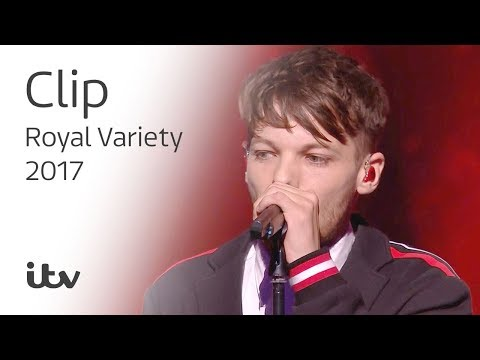 The Royal Variety Performance 2017 | Louis Tomlinson Performs Miss You | ITV