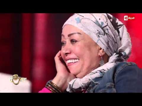 The Comedy -  سابع حلقات برنامج نجم الكوميديا مع هنيدى وسيرين وحسن حسنى ... Audition 7 Full Eps