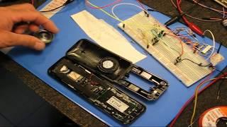 dépannage Telephone Philips D455 quatro