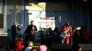Bootsy Collins & the Funk U-nity Band - Bootzilla/Roto Rooter 2011-12-04 Live in Boring, OR