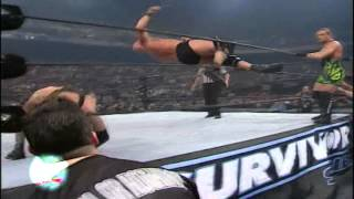 """SB"" Survivor Series 2001 Highlights - HD"