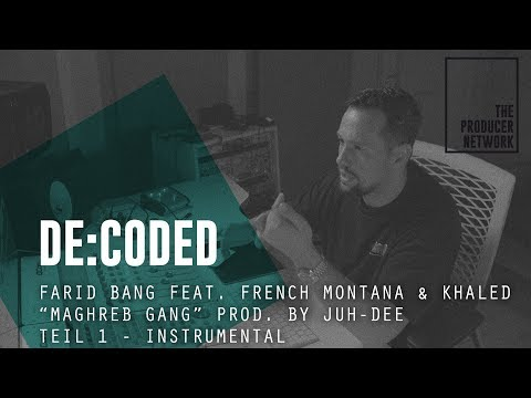 "De:Coded – Farid Bang  x Khaled ""Maghreb Gang"" (prod. Juh-Dee) – 1. Beat 
